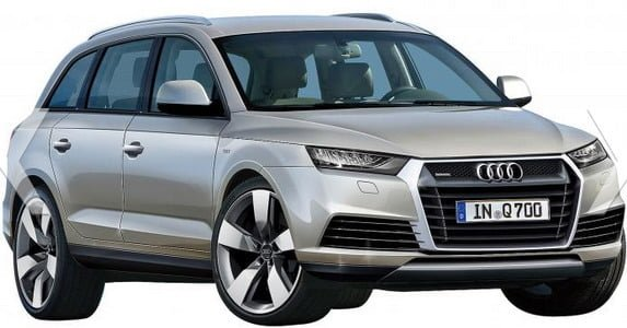 2014 Audi Q7 And Audi RS7 Quattro Coming To India Soon