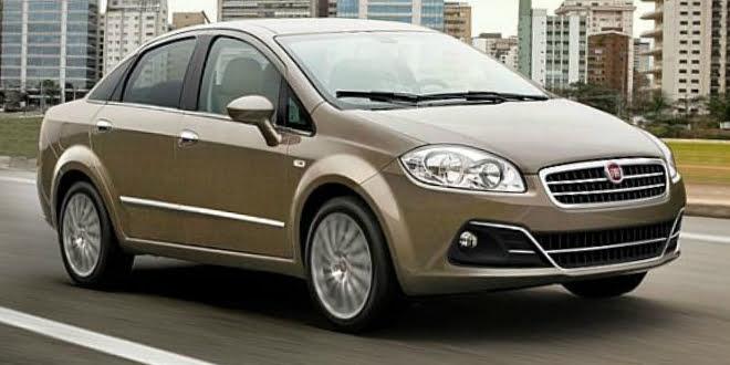 2014 Fiat Linea Featured Image