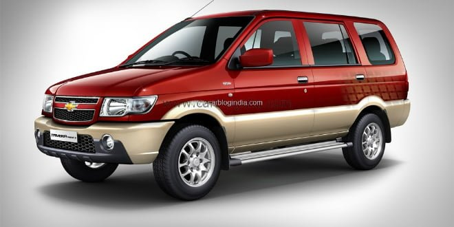 Chevrolet Tavera Featured Image