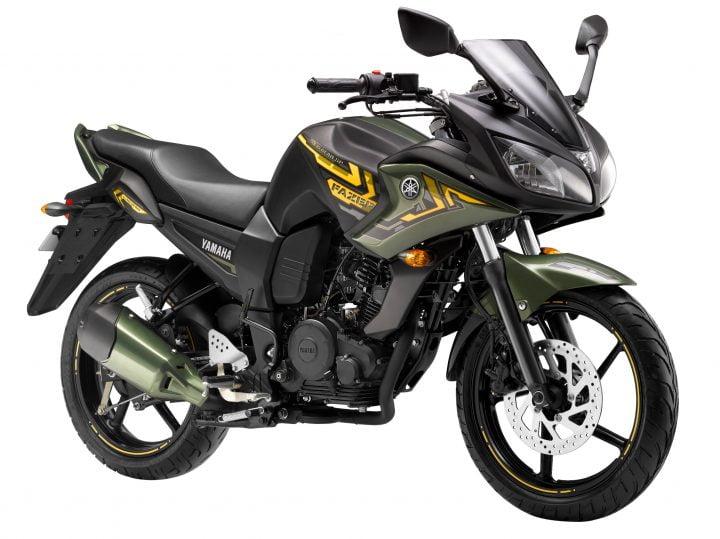 Yamaha Fazer Special Edition