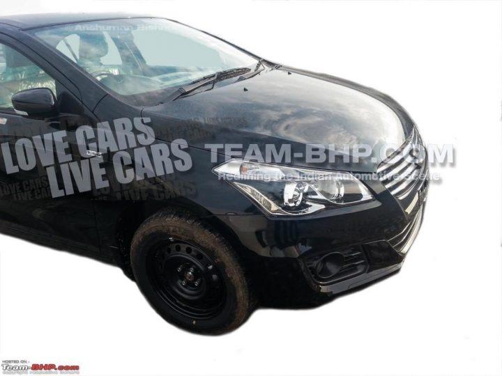 2014 Maruti SX4 Front