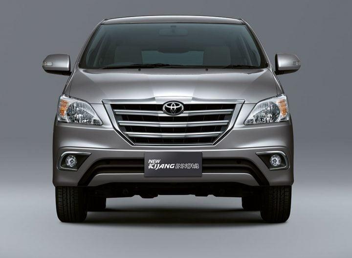 Toyota Kijang Innova 2014