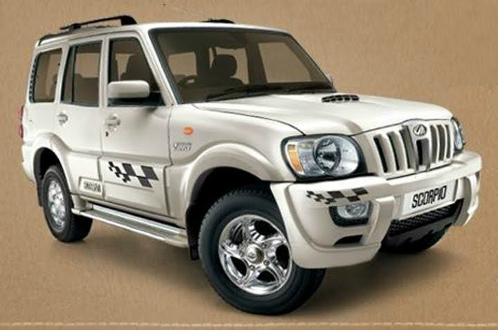 Mahindra Scorpio Special Edition Re Relaunched