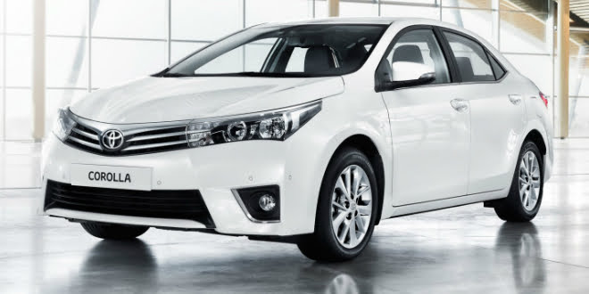 2014 Toyota Corolla Altis India Launch On 27th May 2014 – More Details