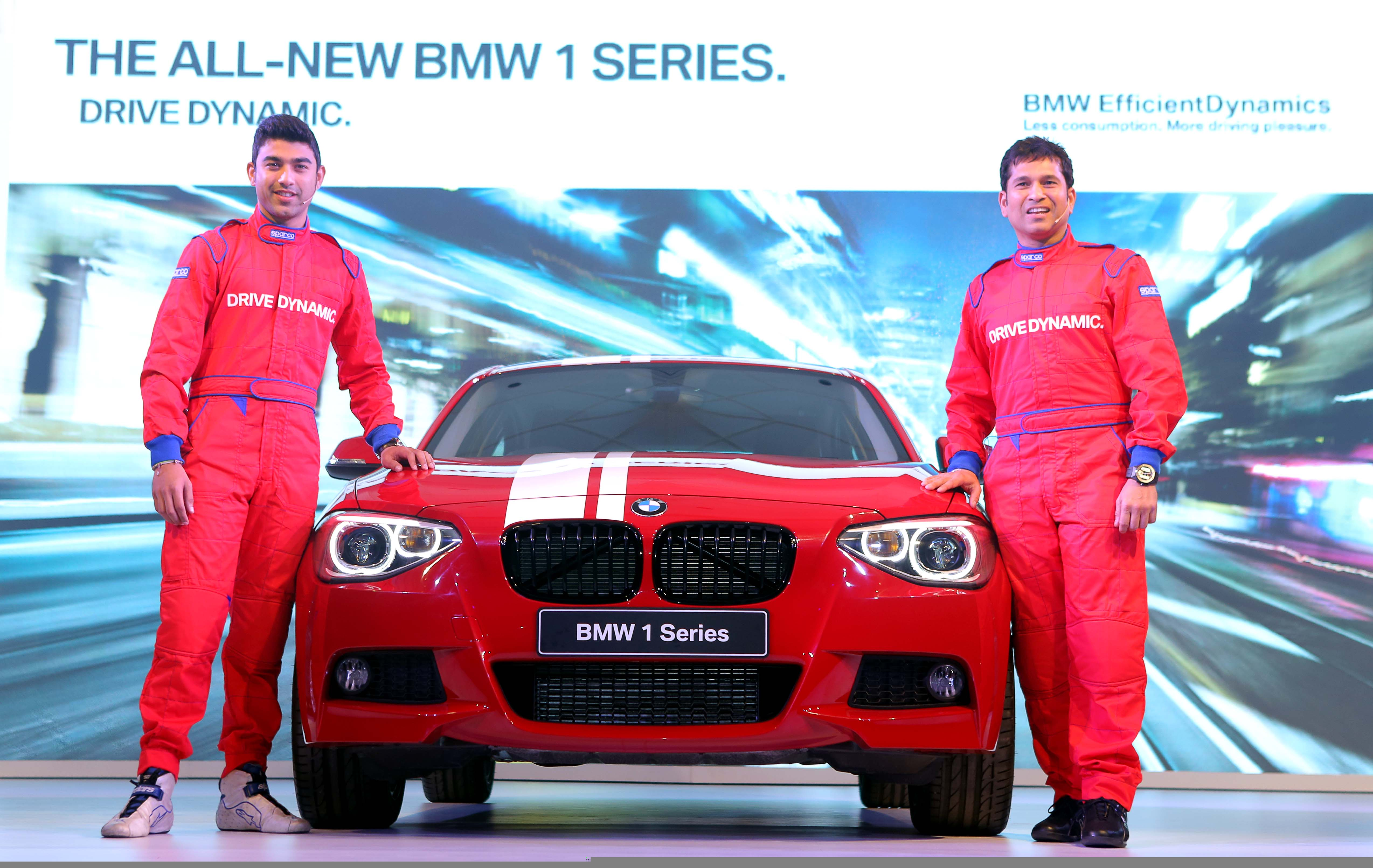 BMW 1-Series Launch