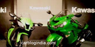 Kawsaki Ninja ZX-10R and Kawsaki Ninja ZX-14R Launch