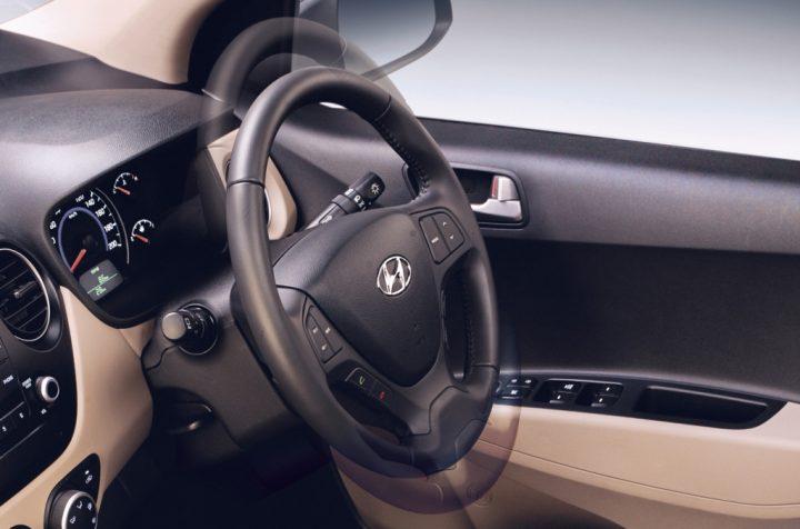 Grand i10_Tilt Steering
