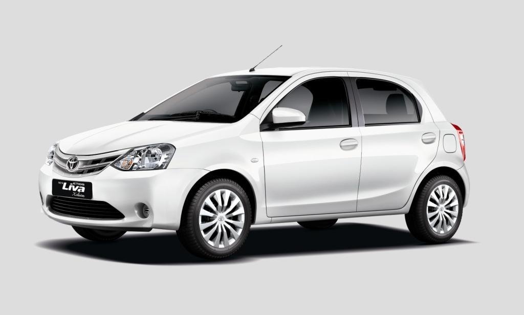 Toyota Etios Liva Xclusive Edition