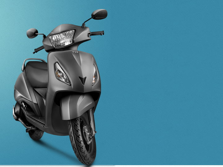 TVS Jupiter 110cc-Scooter Launched In India