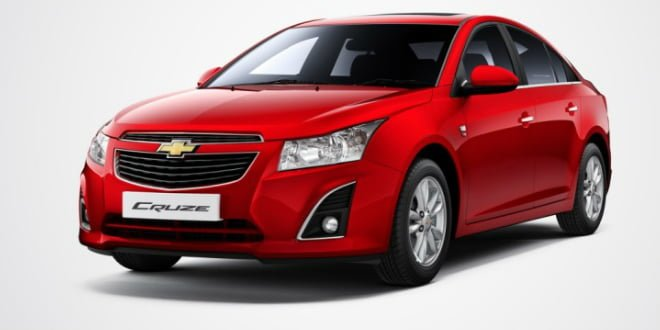 Chevrolet Cruze Updated Again, Launched In India @ Rs. 13.75 Lakh