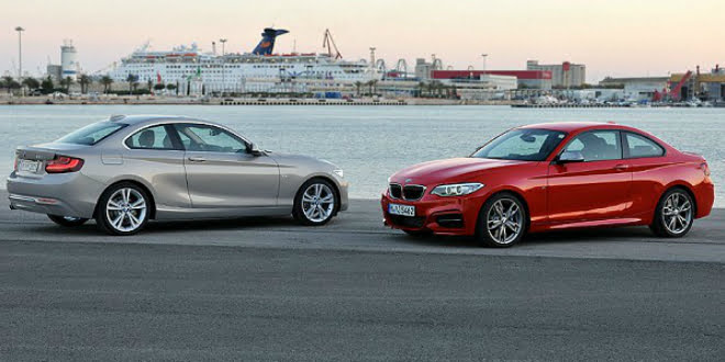 2014 BMW 2-Series Featured Image