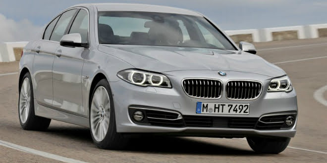 New 2014 BMW 5 Series Launched In India- Price, Features And Details