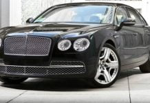 2014 Bentley Flying Spur Featured Image