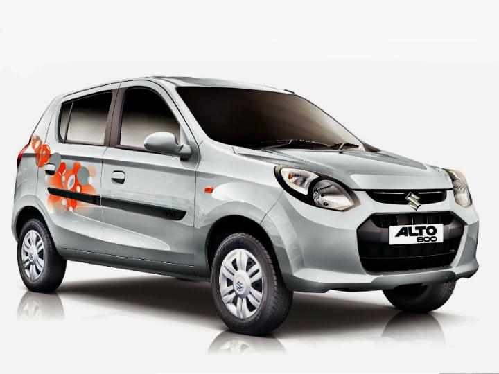 Maruti Suzuki Alto 800 Anniversary Edition Launched