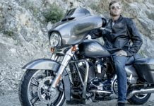 2014 Harley-Davison Street Gilde Featured Image