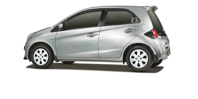 Honda Brio Exclusive Edition Launched In India