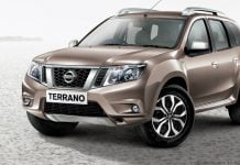 Nissan Terrano Featured Image
