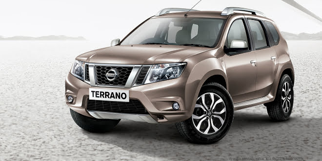 Nissan Terrano Launched In India