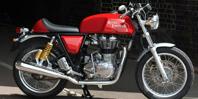Royal Enfield Continental Gt 535 Launched At Rs 205 Lakhs On Road