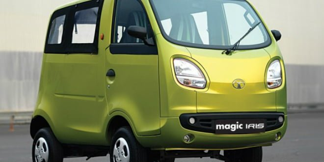Tata Magic Iris Given The Go Ahead To Ply In Delhi