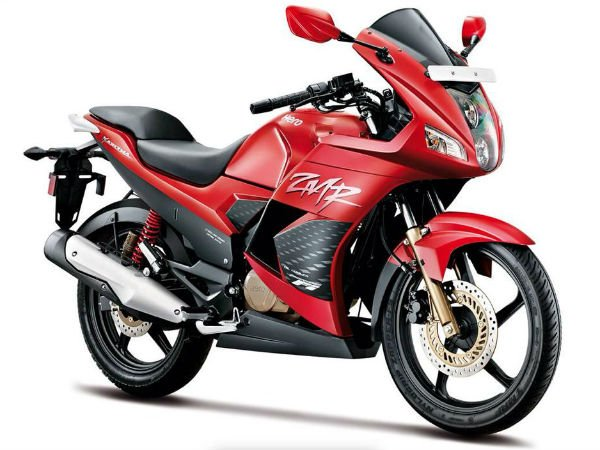 Upcoming Bikes in India in 2017-2018 - Hero Karizma