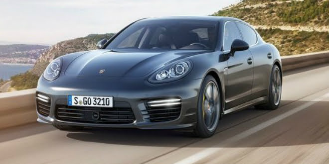 2013 Porsche Panamera Turbo S Featured Image