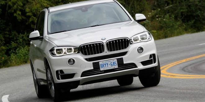 2014 BMW X5 India Launch In June
