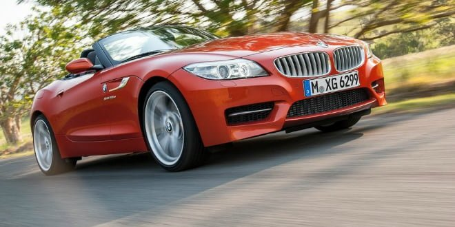 2014 BMW Z4 Roadster Featured Image