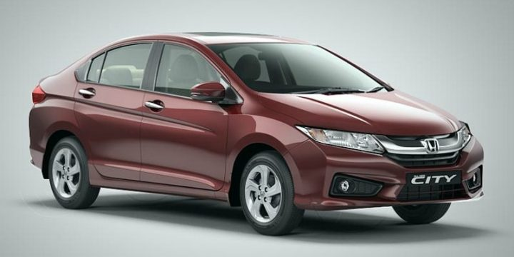 2014 Honda City Front Right Quarter