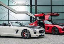 2014 Mercedes-Benz-SLS AMG GT Final Edition Featured Image