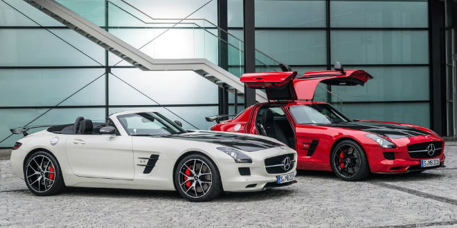 2014 Mercedes-Benz SLS AMG GT Final Edition Launched