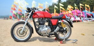 2014 Royal Enfield Continental GT Featured Image