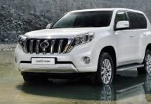 2014 Toyota Land Cruiser Featured Image