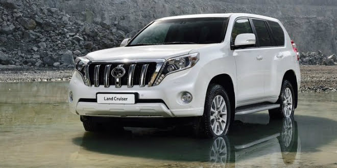 2014 Toyota Land Cruiser Prado Facelift Launched In India