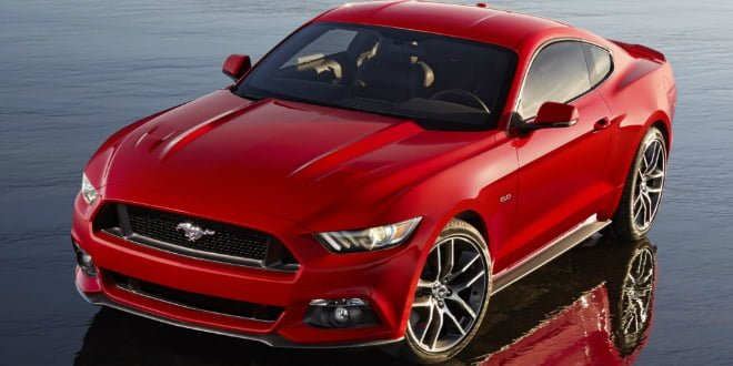 2015 Ford Mustang Featured Image