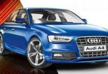 Audi A4 Celebration Edition Featured Image