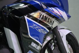 2014 Yamaha R25 Concept Fairing Zoomed In
