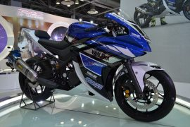 2014 Yamaha R25 Concept Right Side Profile