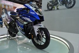 2014 Yamaha R25 Concept Front Right Quarter