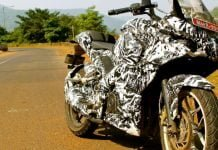 Faired Bajaj Pulsar 200 Featured Image