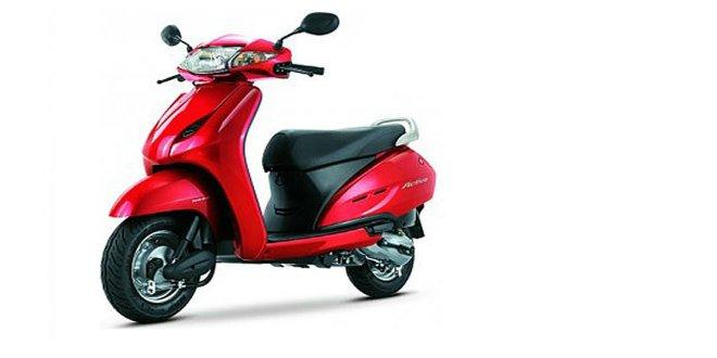 Honda Activa Surges Ahead of Hero Splendor In September 2013