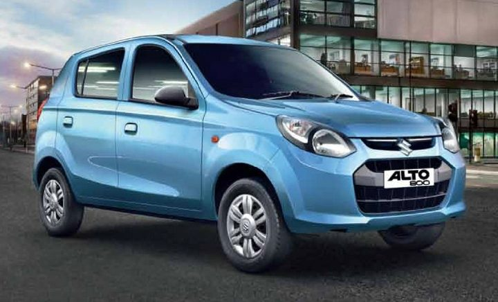 Maruti Cars At Auto Expo 2018 - Maruti Alto 800 Diesel