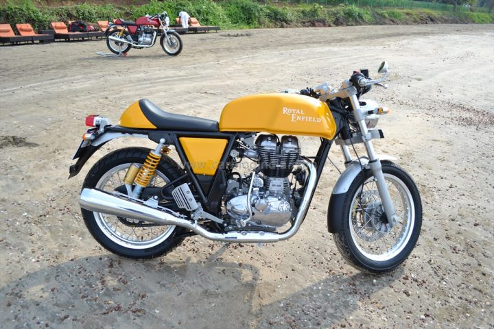 Royal Engield Continental GT Test Ride Review (4)