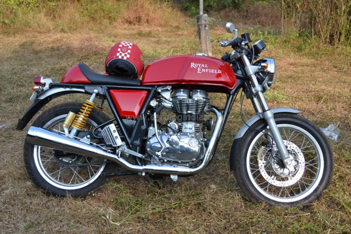 Royal Engield Continental GT Test Ride Review (7)