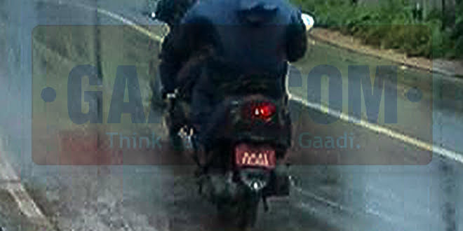 TVS Motors Caught Testing Two New Two Wheelers