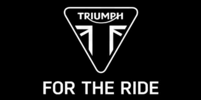 Triumph Motorcycles Is Here!