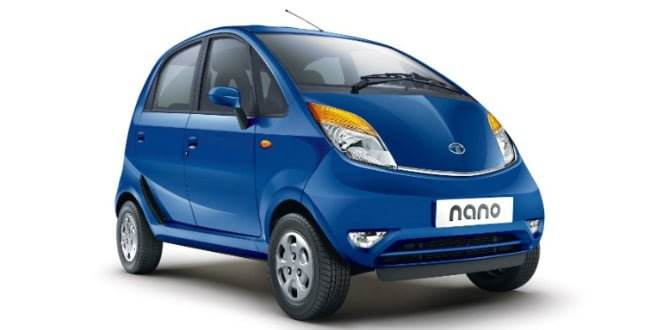 Tata Nano To Get AMT And Openable Tailgate Variants