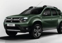 2014 Renault Duster Featured Image