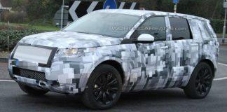 2015 Land Rover Freelander Spy Shot Featured image