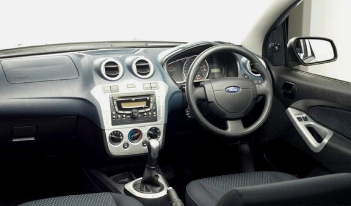Ford Figo Interior Front Cabin